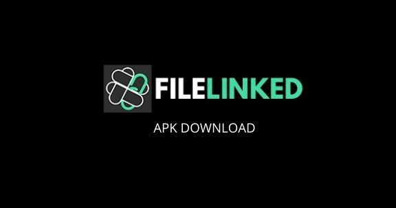 Filelinked Download page